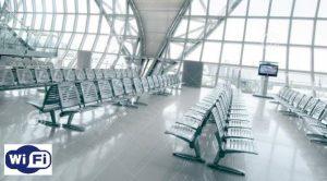 connaitre les mots de passe Wifi des aéroports