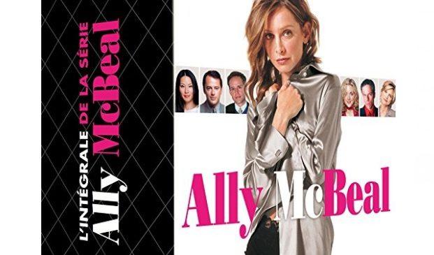 Intégrale Ally McBeal à moins de 32 euros