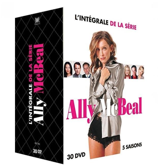Amazon Comprar Serie Ally Mcbeal