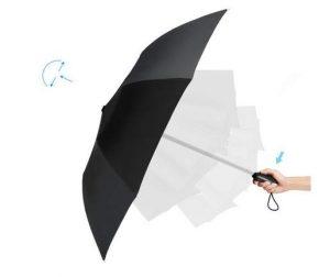 parapluie automatique PLEMO à moitié prix