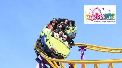 parc d'attractions Magic Park Land pas cher
