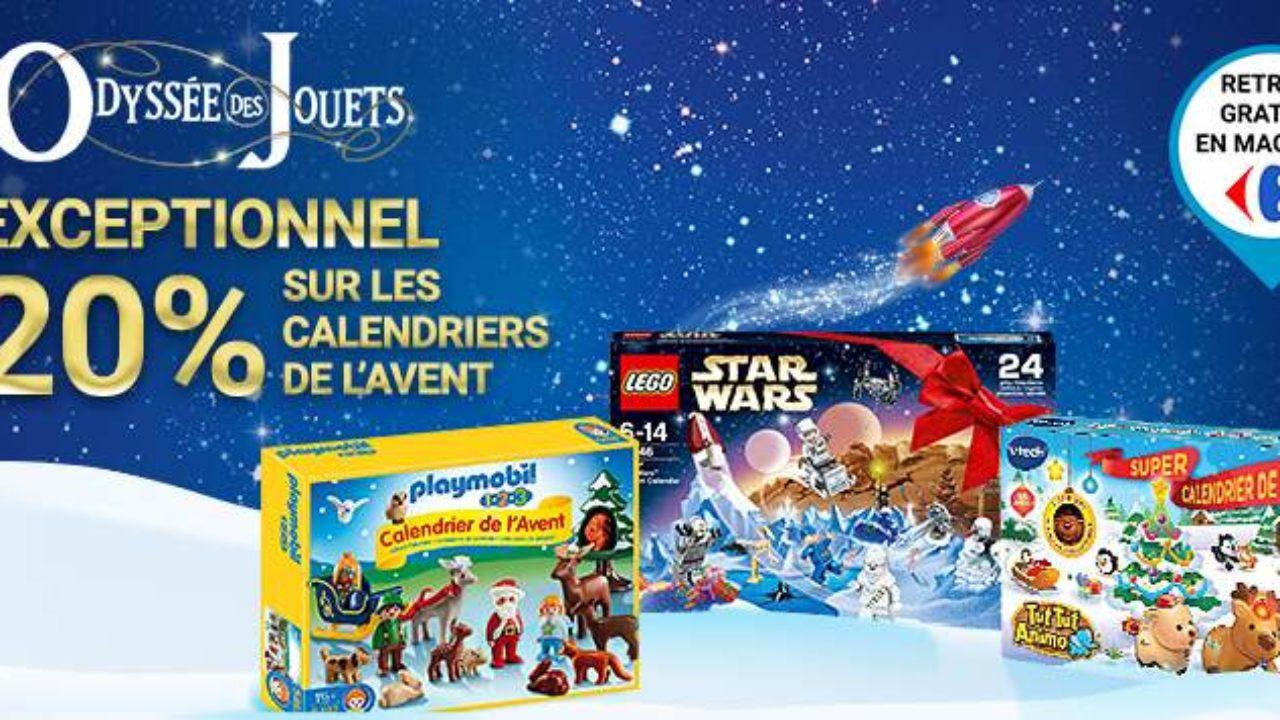 Calendriers Carrefour20Sur De L'avent Les LegoPlaymobil ny8wOvmNP0