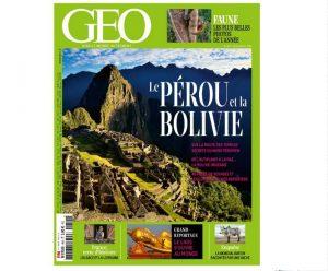 Abonnement Géo magazine pas cher