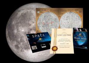 Achetez un morceau de lune pour moins de 13€