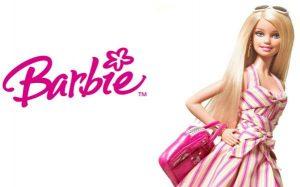 Barbie crédit sur la carte Auchan