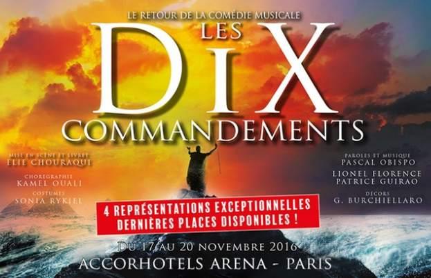 LES DIX MUSICALE COMÉDIE TÉLÉCHARGER COMMANDEMENTS