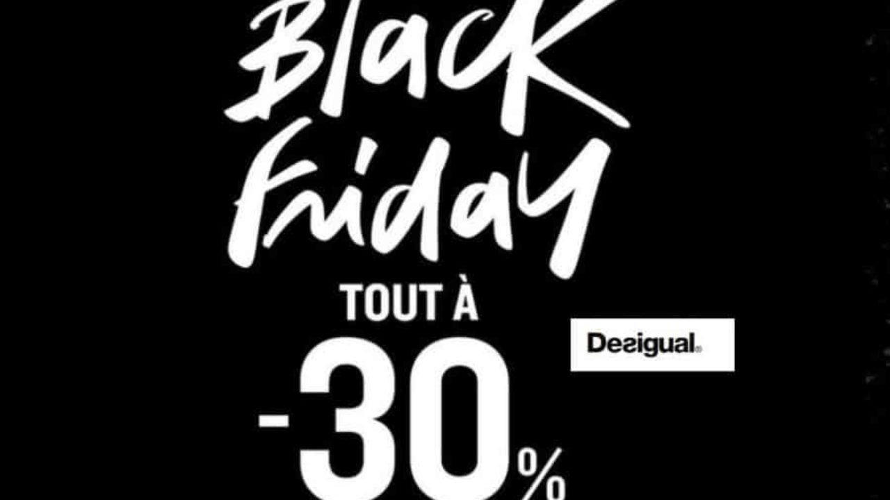 Remise Toute Collection Black Sur Desigual30De Friday La sBdChrQtxo