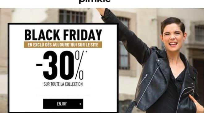 Black Friday Pimkie code