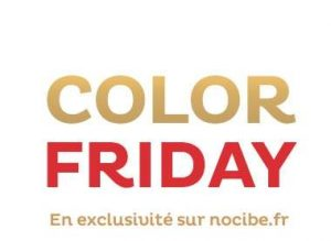 Color Friday Nocibé