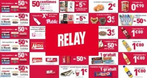 Coupons de réduction Relay