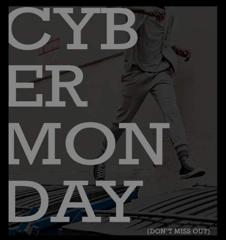 Cyber Monday Converse