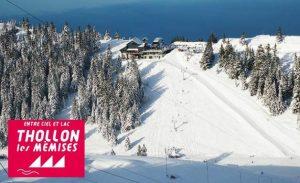 Forfait de ski domaine de Thollon-les-Mémises pas cher