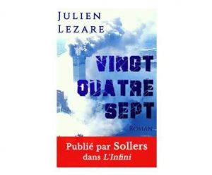 Gratuit : roman Vingt-Quatre Sept de Julien Lezare