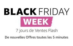 La Black Friday Week Amazon