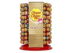 Moins de 33€ le manège de 200 sucettes Chupas chups – livraison gratuite