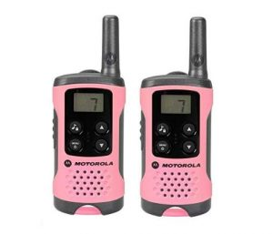Moins de 20€ les talkies walkies Motorola TLKR T41