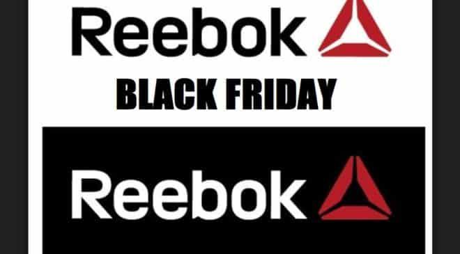 Reebok Black Friday
