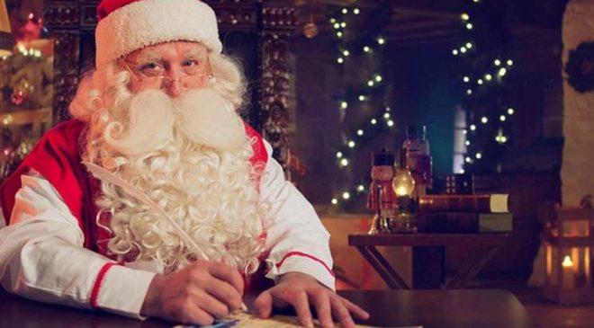 Vidéo du Père Noël personnalisée pour plusieurs enfants pas chère : 7,19€ 🎅