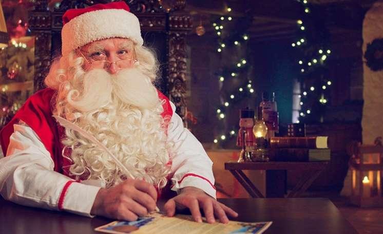 Vidéo du Père Noël personnalisée pas chére