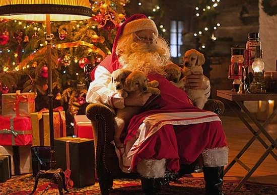 Vidéo du Père Noël personnalisée pas chère