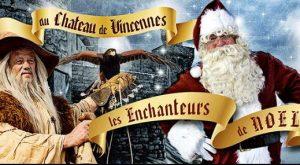 billet pour le spectacle Les Enchanteurs de Noël au Château de Vincennes