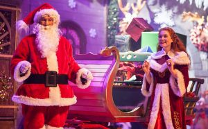 comédie musicale Santa Claus - La véritable histoire du père Noël à Lyon