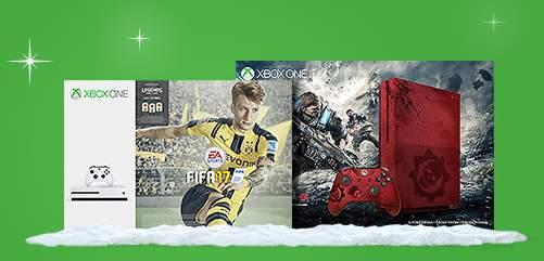 pack Xbox One S achetés = 100€
