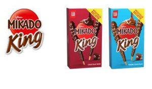 paquet de Mikado King gratuit