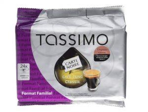 remise sur toute la gamme de capsules Tassimo
