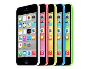 179€ iPhone 5C reconditionné 16 Go