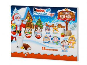 50% sur les chocolats de Noël