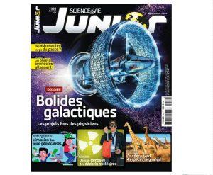 Abonnement à Science & Vie Junior pas cher
