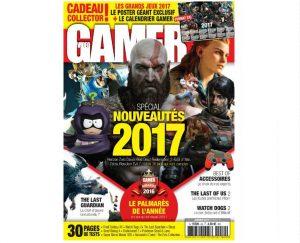Abonnement au magazine VideoGamer pas cher