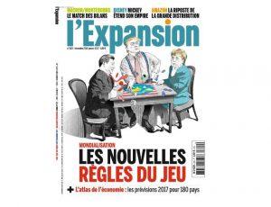 Abonnement au magazine l'Expansion pas cher
