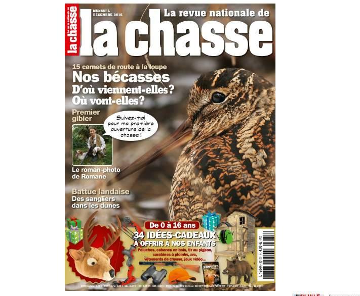 Abonnement la Revue Nationale de la Chasse pas cher