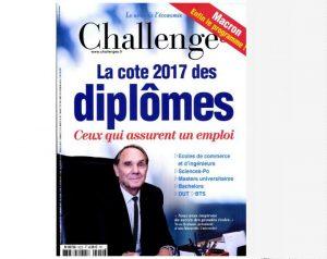 Abonnement magazine Challenge pas cher