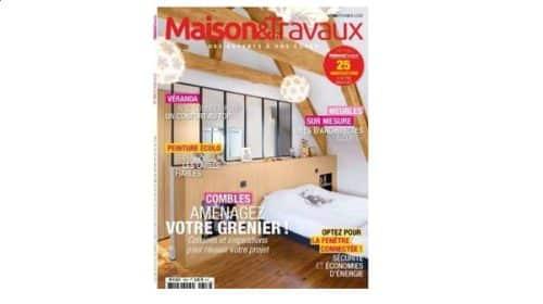 Abonnement Magazine Maison & Travaux Pas Cher