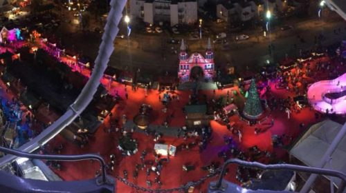 Attractions du village de Noël Palavas-les-Flots pas cher