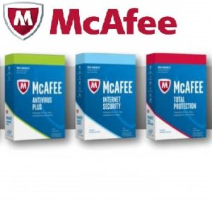 Bon plan McAfee 10 postes