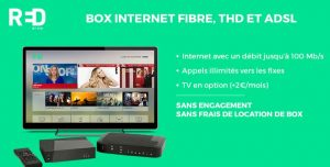Box RED SFR à 10€/mois sans engagement