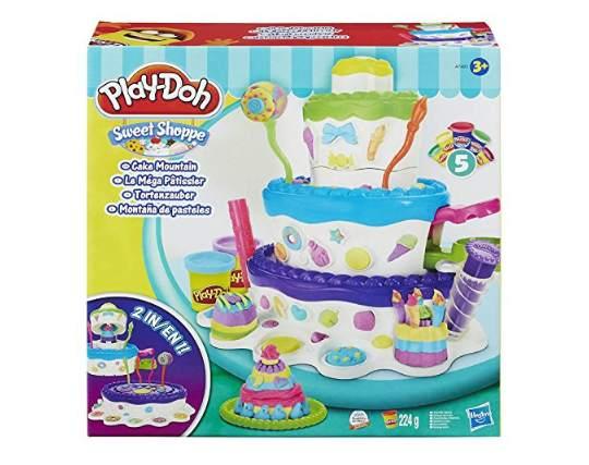 Pâte à Modeler Méga Pâtissier Play-Doh moitié prix