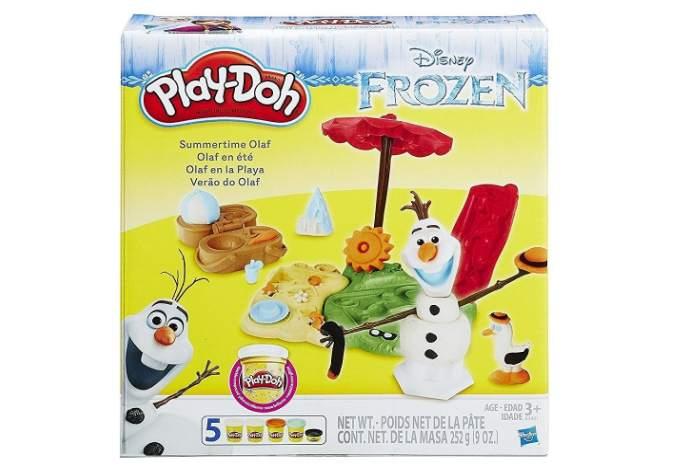 Pâte à Modeler Olaf de la Reine des Neiges Play-Doh à 8,64€