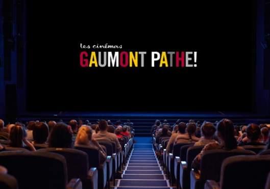 Place Gaumont Pathé moitié prix