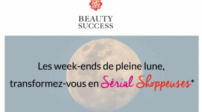 Pleine lune Beauty Success