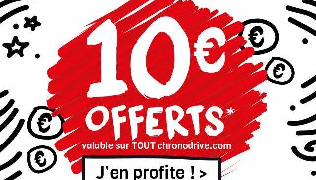 code promo CHRONODRIVE