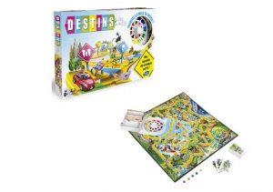 jeu Destins – le jeu de la vie de Hasbro Gaming