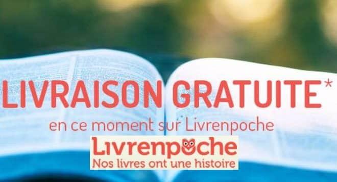 Bon plan livre & BD : livraison gratuite sans minimum sur Livrenpoche (monde entier) jusqu'à dimanche