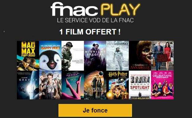 APPLICATION FNACPLAY TÉLÉCHARGER