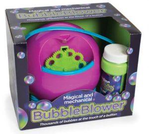 10 euros la petite machine à bulles BubbleBlower