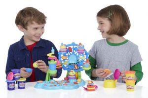 10,55€ Le carrousel des gâteaux Play-Doh